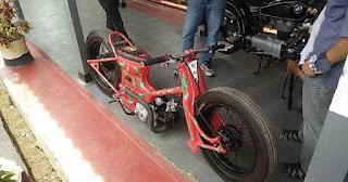 Makna Dan Arti Suket Teki, Motor Honda C70 Custom Karya Napiter LP Permisan Nusakambangan