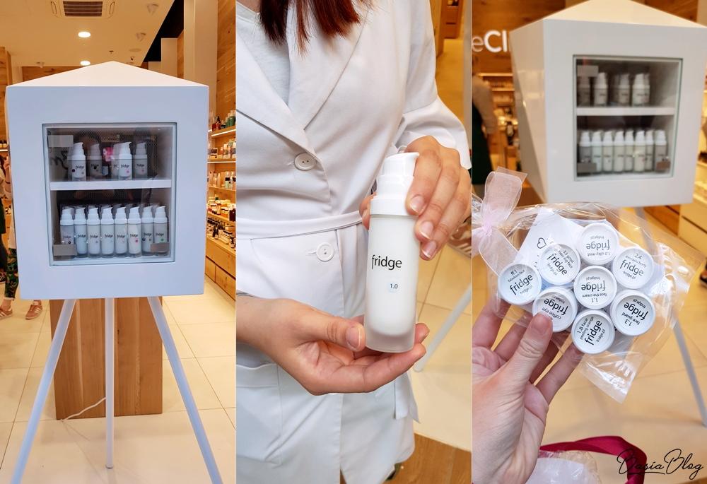 Kosmetyki Fridge by yDe, naturalne kosmetyki z lodówki Fridge bez konserwantów