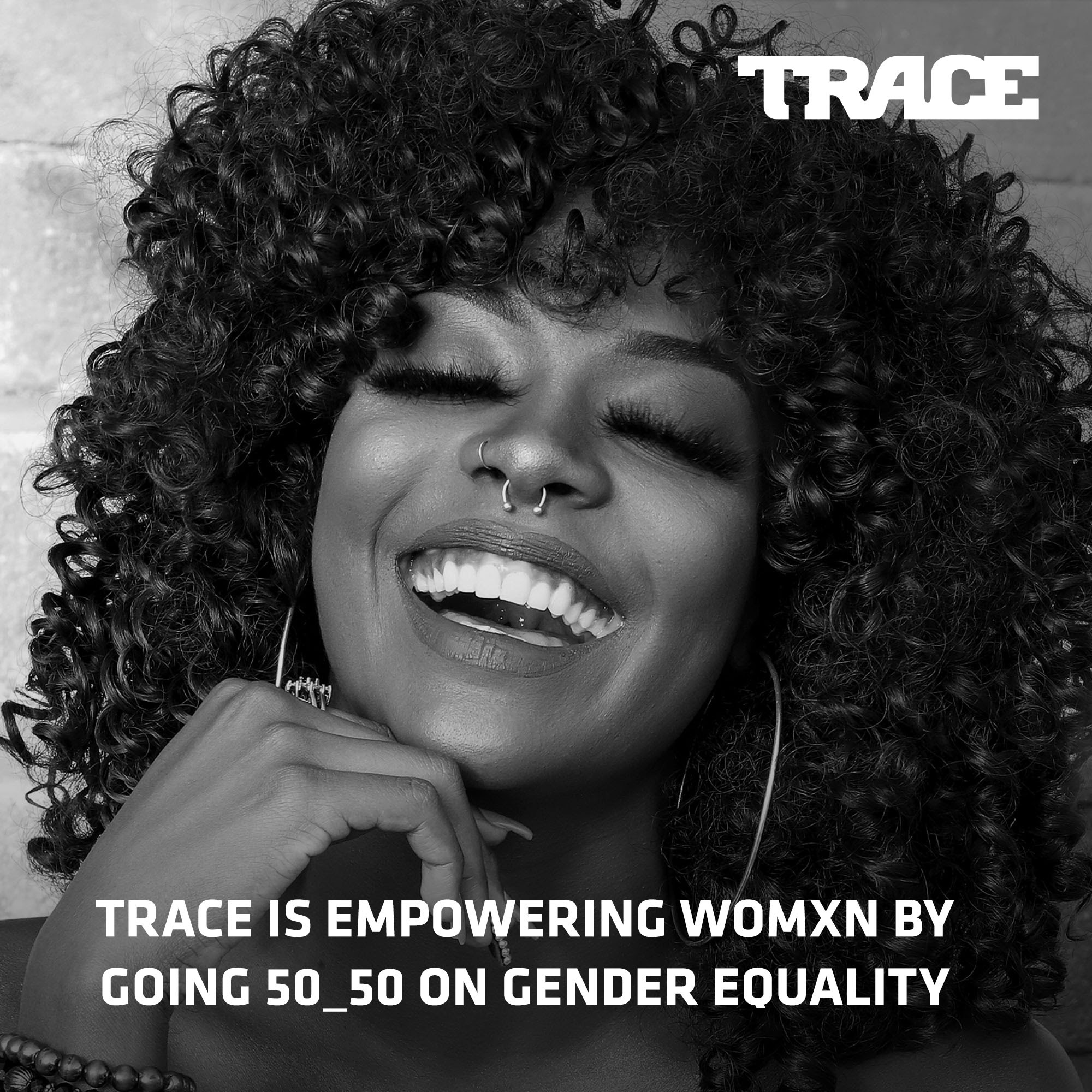 Trace Commits To Equal Airplay For Womxn Artists