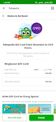 Saldo Ovo Points gratis dari yougov Survei online