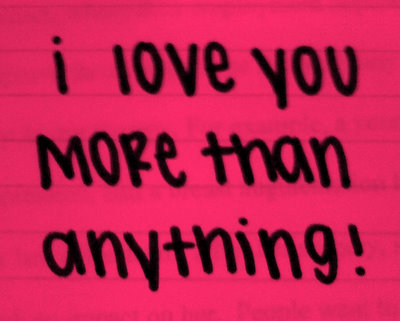 I Love You More Than Anything Love Quotes And Covers