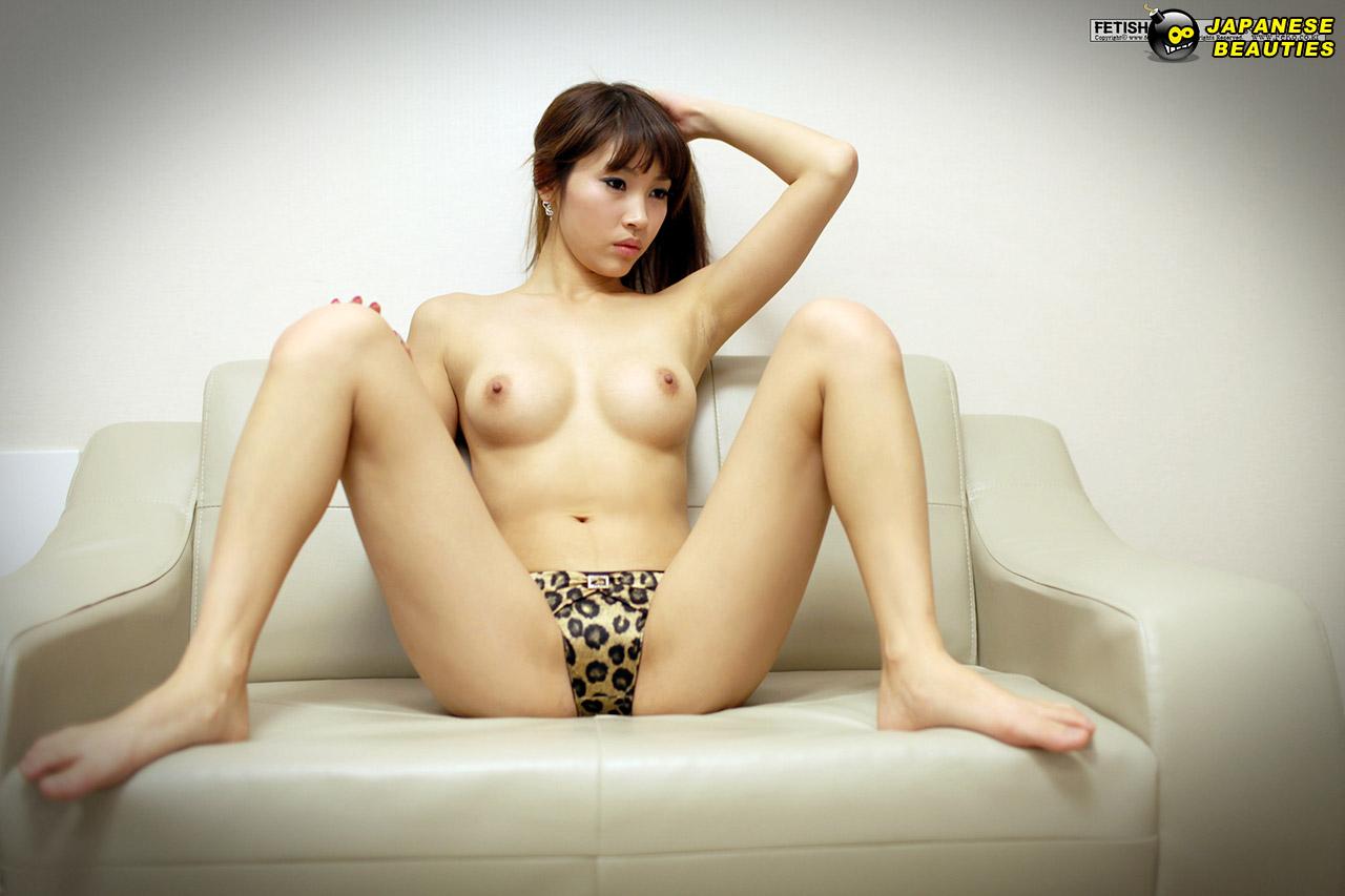 Panties booty asian uniform
