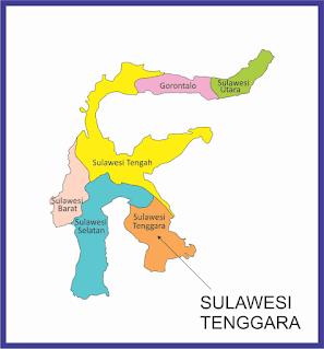 lagu daerah dari provinsi sulawesi tenggara