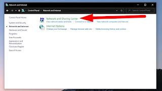 Cara Melihat Ip Address Wifi Di Laptop