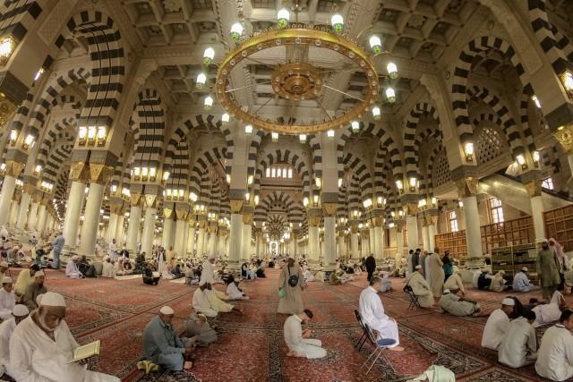 Sholat Sunnah Sebelum Keluar dari Masjid Nabawi