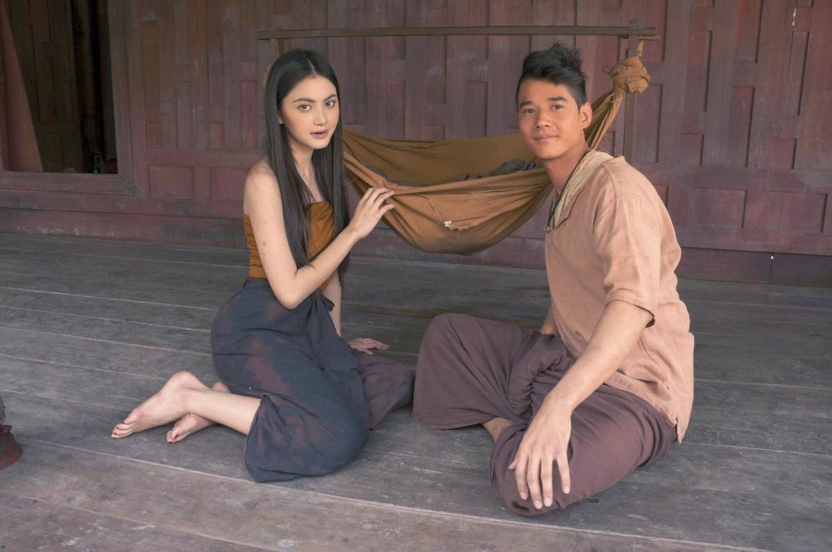 Davika Hoorne hantu paling cantik dan manis di Thailand