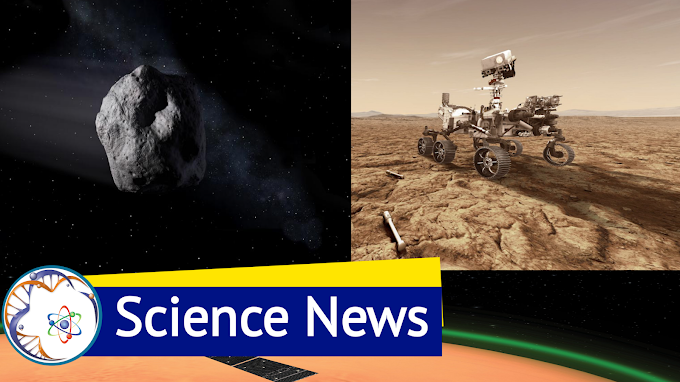 Science News | Cosmos News | Big news for this week | The Science Go