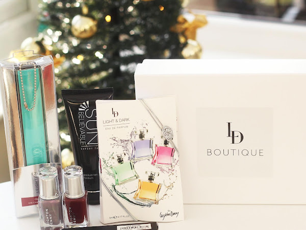 Christmas Giveaway #7 | Leighton Denny Beauty Box