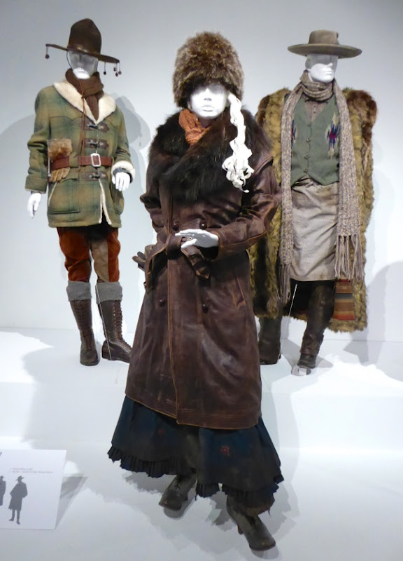 Daisy Domergue costume Hateful Eight