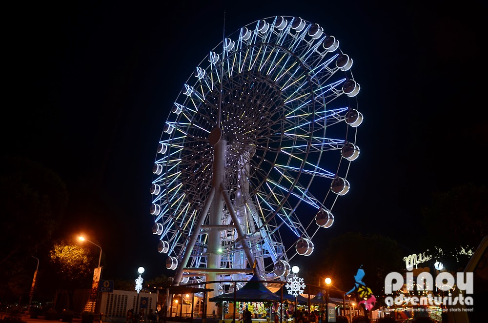 Top 5 Tallest Ferris Wheels In The Philippines Updated