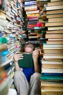 Especial: 10 Motivos para nao emprestar seus livros de jeito nenhum... 9