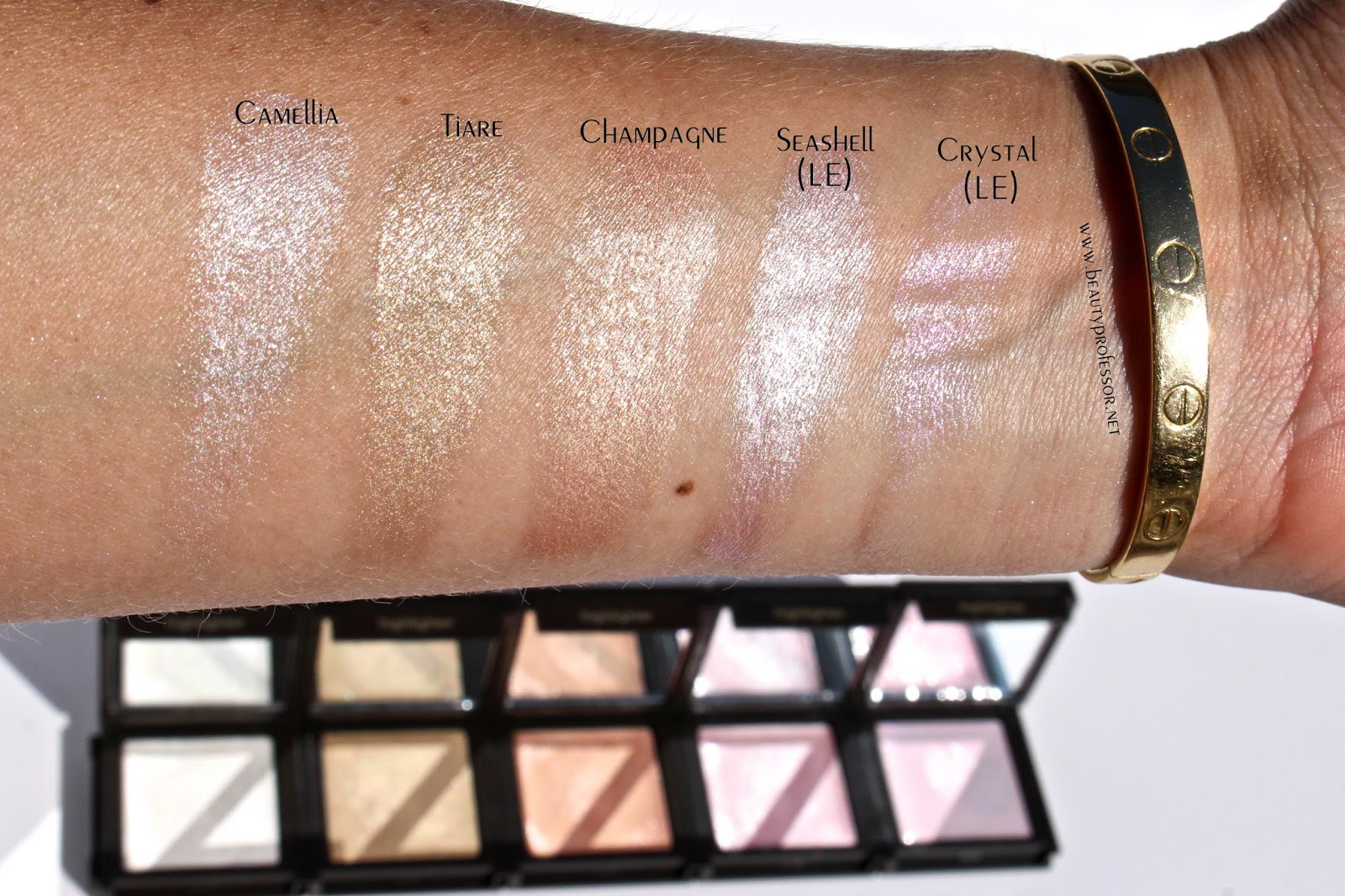 The Jouer Mermaid Collection--Swatches of Positively Everything ...