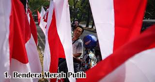 Jual Bendera Merah Putih merupakan salah satu usaha menguntungkan jelang hari kemerdekaan