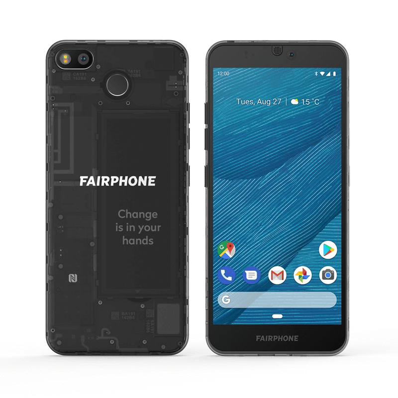 Fairphone 3 launched as an ethical and environmental-friendly smartphone