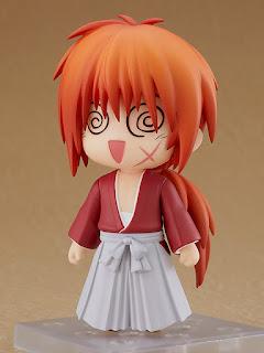 Nendoroid Kenshin Himura