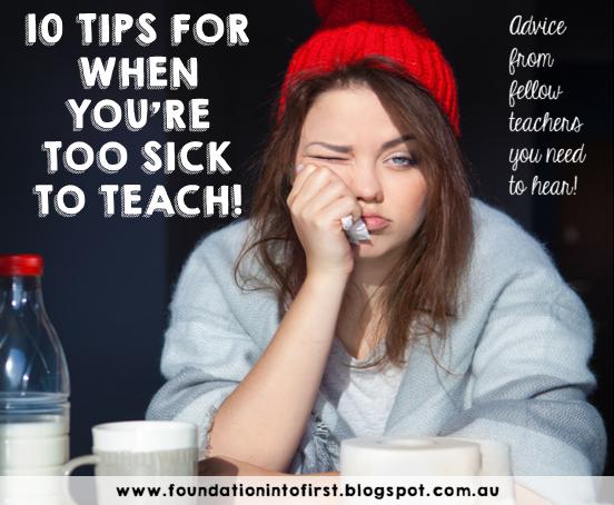 sick, teacher, teaching, illness, sick leave, pay, work, advice