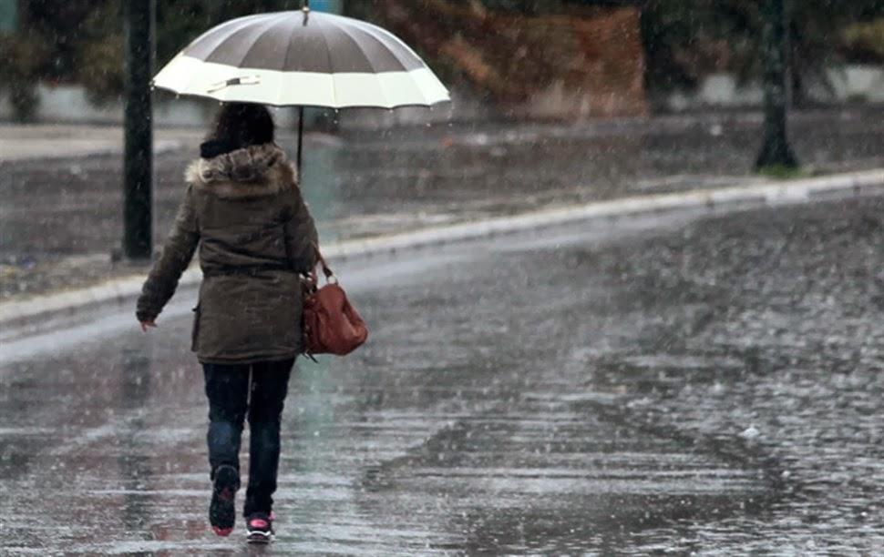 Έρχεται πενθήμερο βροχών σύμφωνα με την ΕΜΥ - Πού θα «χτυπήσει» η κακοκαιρία και τι θα γίνει στη Θεσσαλία
