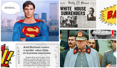 Cuando Superman desafió a Pinochet
