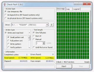 Cara Cek Kecepatan Transfer USB Flashdisk