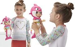 Кукла акула для игр в воде Baby Alive Baby Shark