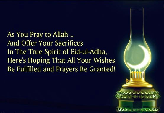 EID OF SACRIFICE MESSAGES AND CARDS, PICTURES - Beautiful