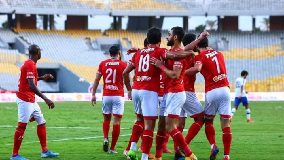 نتيجة مباراة الأهلي وبني سويف بتاريخ 03-12-2019 كأس مصر