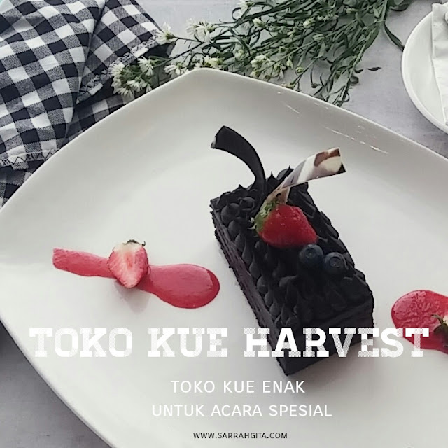toko kue harvest bandung