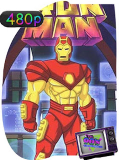 Iron Man: La Serie animada [1994] Temporada 1-2 [480p] Latino [GoogleDrive] SilvestreHD