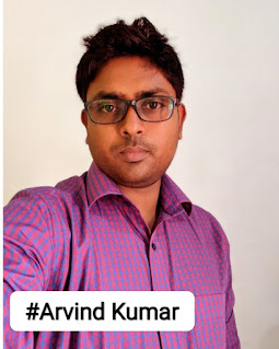 Exam Sahayta Co-Founder Arvind Kumar