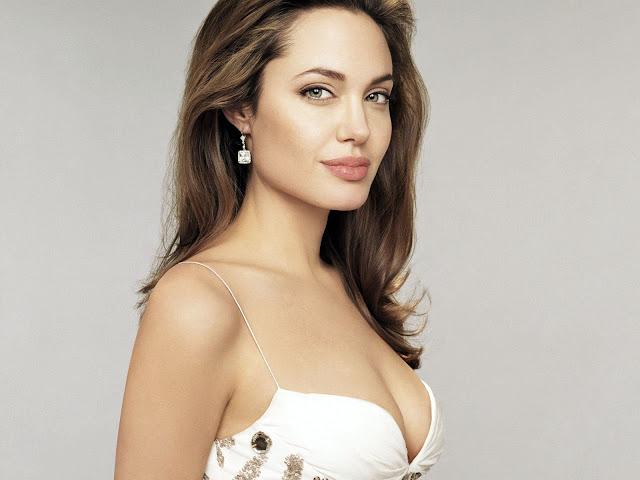 Biodata dan Profil Angelina Jolie