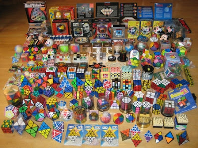 kumpulan rubik's cube koleksi