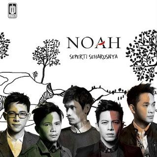 Chord : NOAH - Tak Lagi Sama