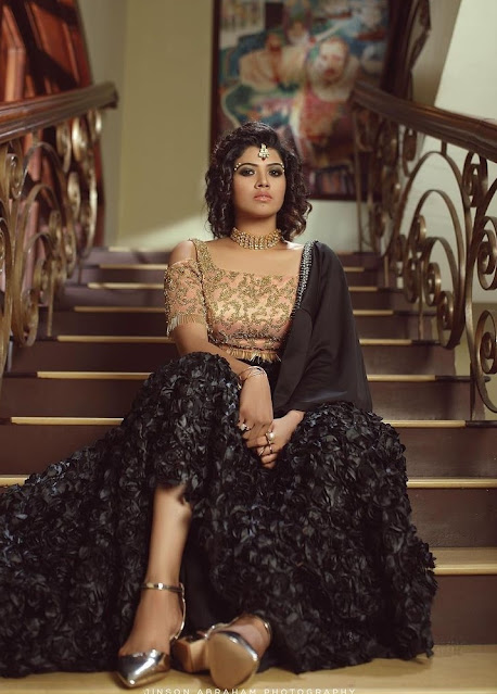 Singer Amrita Suresh
