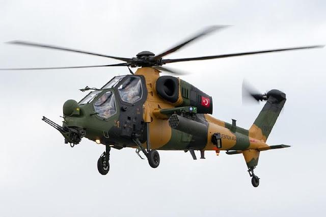 US blocks deliveries Turkey Pakistan helicopter