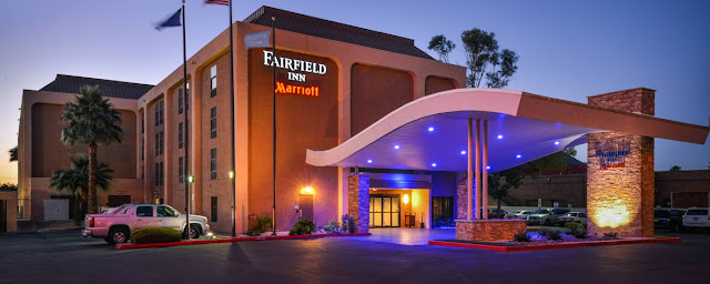 Vegas can be exhausting - that's why Fairfield Inn by Marriott offers a stress-free stay with modern amenities like free wireless internet, free breakfast, and plentiful free parking. Whether you're here to vacation on the Strip or exchange business cards at Sands Expo, you'll be thrilled to fall into plush beds with fluffy pillows at the end of each day.