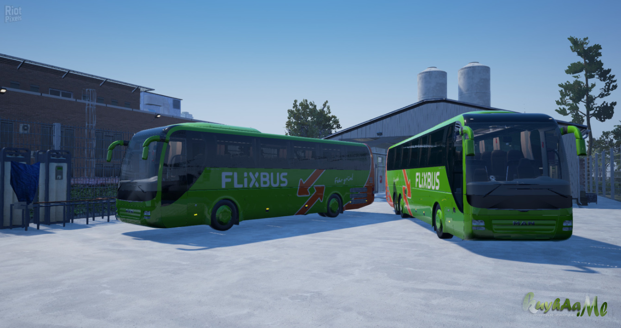 Fernbus Simulator + 2 DLCs