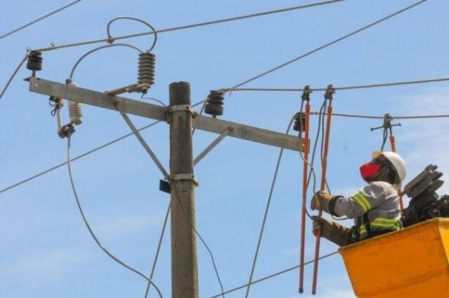 A Semana começa sem energia em três regiões do DF! Confira quais são