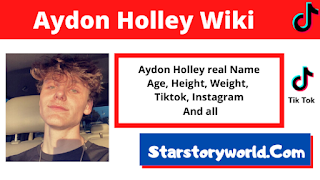 Aydon Holley bio