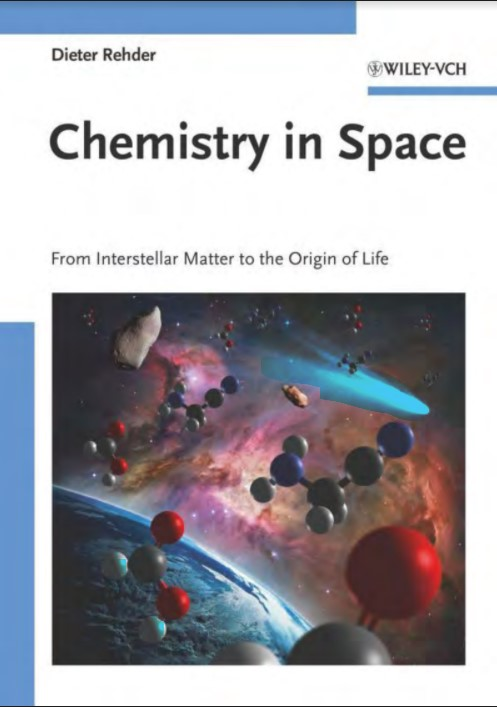 Chemistry in Space From Interstellar Matter to the Origin of Life in pdf
