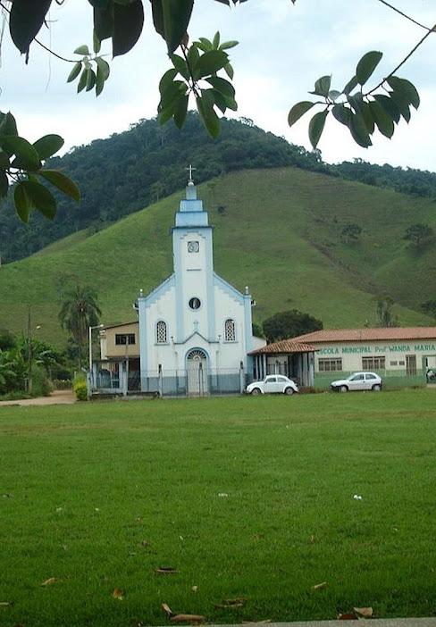 Capela de Santo Antônio em Lacerdina onde se deu o milagre