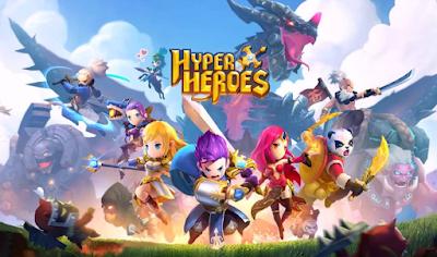 Hyper Heroes v1.0.6.5 Mod Apk Download Terbaru