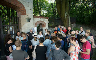 Guided ealk at the Old Cemetery of Podgorze