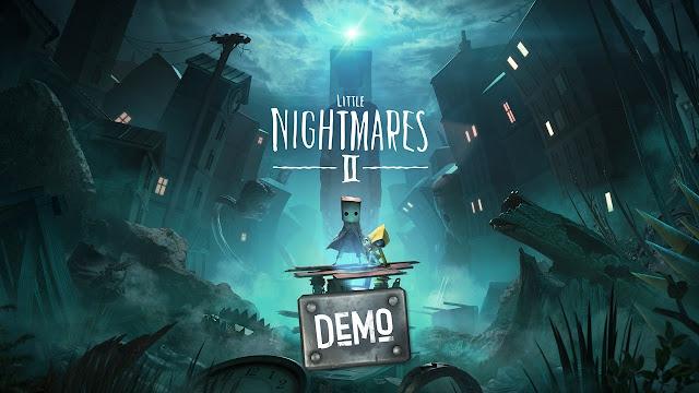 Demo de Little Nightmares II (Switch) é disponibilizada na eShop, confira um novo trailer