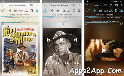 Smart AudioBook Player APK v6.5.3 [Full] SAP [Latest]