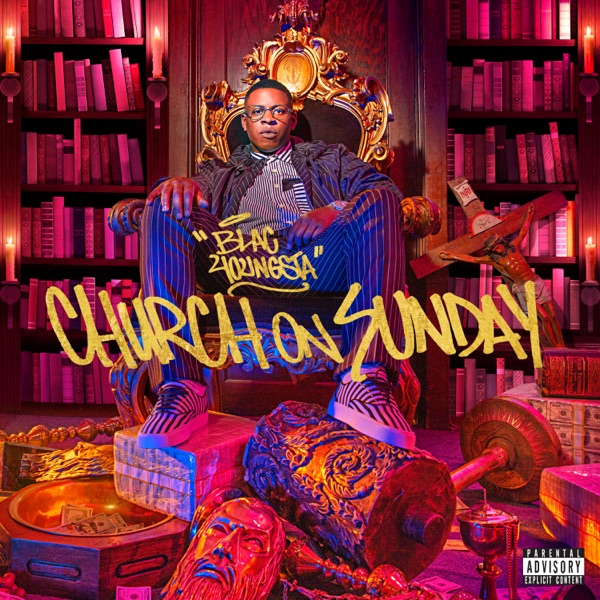 Blac Youngsta – Church on Sunday Zip File Download