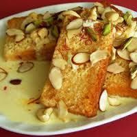 Bread Dessert Recipe