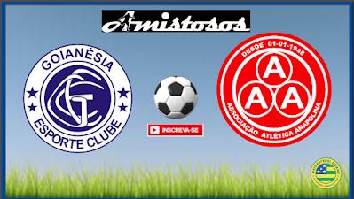 Goianésia agenda amistoso contra Anapolina para a próxima quinta feira (07)