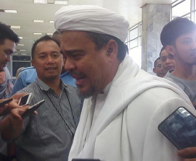 "Habib Rizieq Ungkap Kebohongan Mahfud MD, ""Ini Cukup Bukti Saya Diasingkan Rezim Jokowi"""