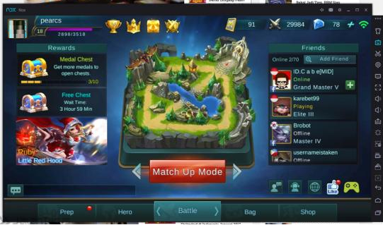 Cara Main Mobile Legends di PC atau Laptop