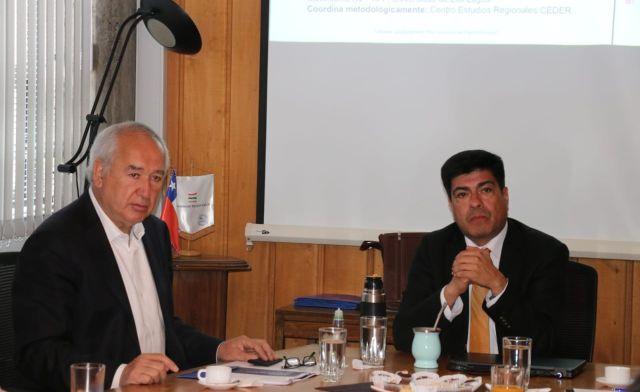 Jaime Bertín y Óscar Garrido